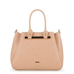 Dámská kabelka, béžová, 90-4Y-352-9, Obrázek 1