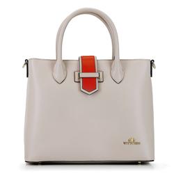 Dámská kabelka, béžová, 92-4E-609-00, Obrázek 1