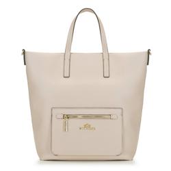Dámská kabelka, béžová, 92-4E-617-0, Obrázek 1