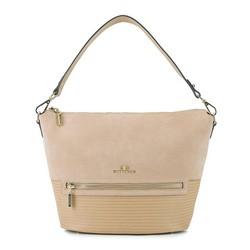 Dámská kabelka, béžová, 92-4E-619-9, Obrázek 1