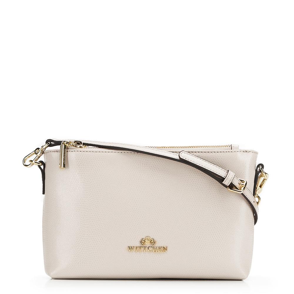 Dámská kabelka, béžová, 92-4E-633-0, Obrázek 1