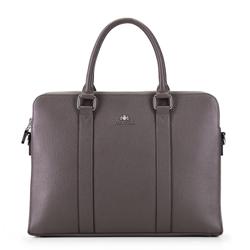 Dámská kabelka, béžová - stříbrná, 92-4E-636-8, Obrázek 1