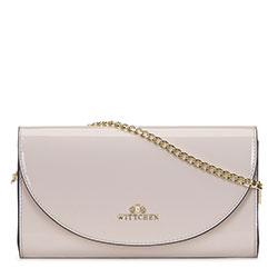 Dámská kabelka, béžová, 92-4E-660-0, Obrázek 1