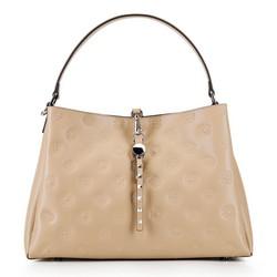 Dámská kabelka, béžová, 92-4E-690-9, Obrázek 1