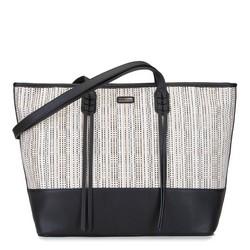 Dámská kabelka, černá, 92-4Y-556-1, Obrázek 1