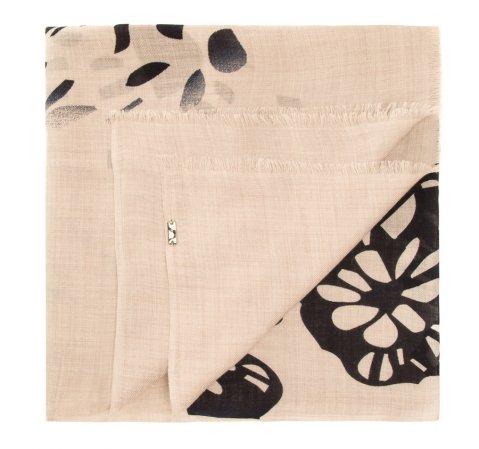 Dámská šála, béžová, 85-7D-W02-X1, Obrázek 1