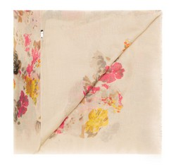 Dámská šála, béžová, 85-7D-X02-X1, Obrázek 1