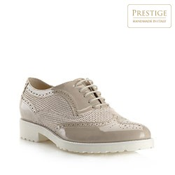 Dámské boty, béžová, 80-D-122-9-40, Obrázek 1