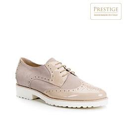 Dámské boty, béžová, 84-D-105-9-38, Obrázek 1