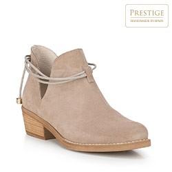 Dámské boty, béžová, 88-D-461-8-36, Obrázek 1