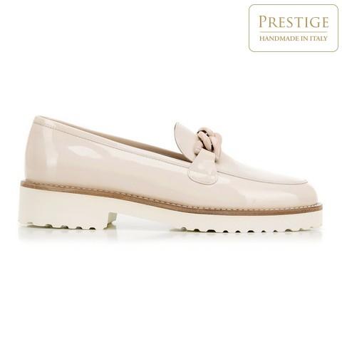 Dámské boty, béžová, 92-D-105-8-37, Obrázek 1
