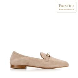 Dámské boty, béžová, 92-D-124-9-38, Obrázek 1
