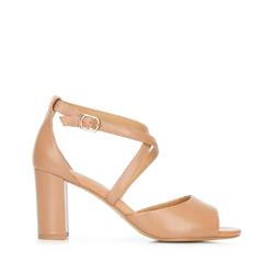 Dámské boty, béžová, 92-D-956-5-41, Obrázek 1