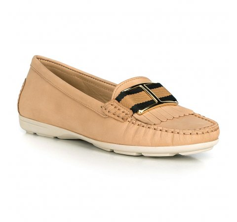 Dámské boty, béžová, 90-D-701-9-36, Obrázek 1