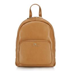 Dámský batoh, béžová, 86-4E-369-9, Obrázek 1