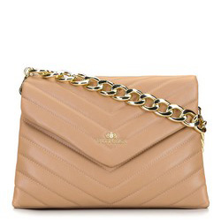 Dámská kabelka, béžová, 92-4E-649-9, Obrázek 1