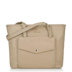 Dámská kabelka, béžová, 88-4E-219-9, Obrázek 1