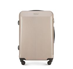 Střední kufr, béžová, 56-3P-972-81, Obrázek 1