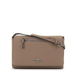 Dámská kabelka, béžová, 89-4E-419-9, Obrázek 1