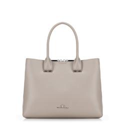 Dámská kabelka, béžová, 89-4E-408-9, Obrázek 1