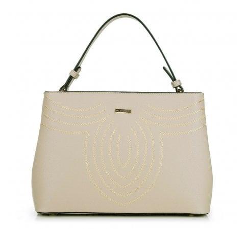 Dámská kabelka, béžová, 90-4Y-601-9, Obrázek 1
