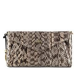 Dámská kabelka, béžovo hnědá, 19-4-556-B, Obrázek 1