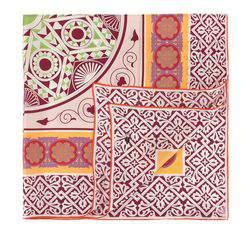 Dámský šátek, béžovo hnědá, 80-7D-S20-X1, Obrázek 1