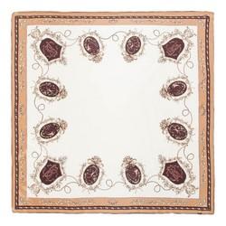 Dámský šátek, béžovo hnědá, 86-7D-S31-X04, Obrázek 1