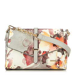 Dámská kabelka, béžovo-šedá, 90-4Y-613-X2, Obrázek 1