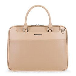 Laptop táska, bézs, 90-3P-601-9, Fénykép 1