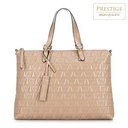Női táska, bézs, 90-4E-618-9, Fénykép 1