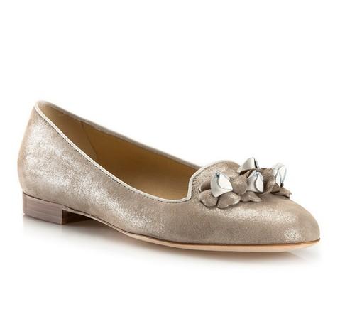 Női cipő, bézs, 80-D-123-7-36, Fénykép 1