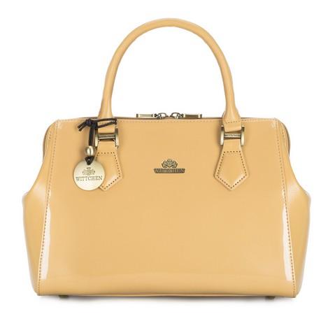 Női táska, bézs, 25-4-581-C, Fénykép 1