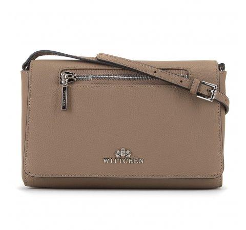 Női táska, bézs, 89-4E-419-9, Fénykép 1