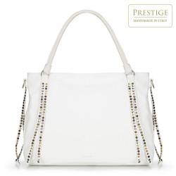 Dámská kabelka, bílá, 90-4E-003-0, Obrázek 1