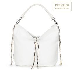 Dámská kabelka, bílá, 90-4E-004-0, Obrázek 1