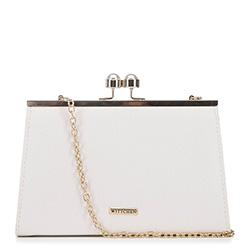Dámská kabelka, bílá, 90-4Y-305-0, Obrázek 1