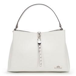 Dámská kabelka, bílá, 92-4E-607-00, Obrázek 1