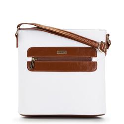 Dámská kabelka, bílá, 92-4Y-632-0, Obrázek 1