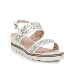 Dámské boty, bílá, 88-D-970-0-40, Obrázek 1