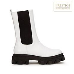 Dámské boty, bílá, 93-D-802-0-40, Obrázek 1