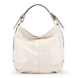 Dámská kabelka, ecru, 90-4Y-358-0, Obrázek 1