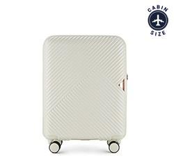 Kabinové zavazadlo, bílá, 56-3P-841-88, Obrázek 1