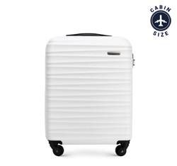 Kabinový cestovní kufr, bílá, 56-3A-311-89, Obrázek 1