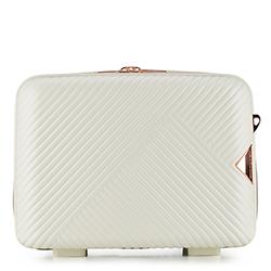 Kosmetický kufřík, bílá, 56-3P-844-88, Obrázek 1