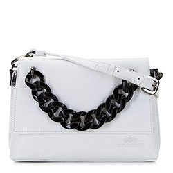 Dámská kabelka, bílá, 92-4E-306-0, Obrázek 1