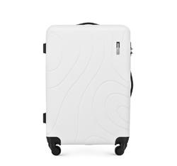 Střední cestovní kufr, bílá, 56-3A-572-00, Obrázek 1