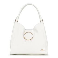 Dámská kabelka, bílá, 90-4E-351-0, Obrázek 1