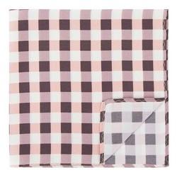 Kapesníček, bílo-růžová, 92-7P-001-X9, Obrázek 1