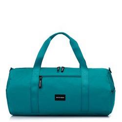 Большая дорожная сумка basic, бирюзовый, 56-3S-936-85, Фотография 1